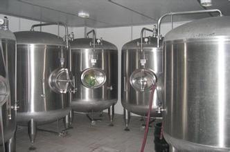 南陽啤酒設備
