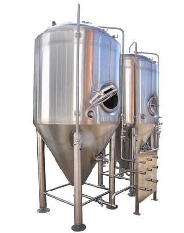精酿啤酒设备展示