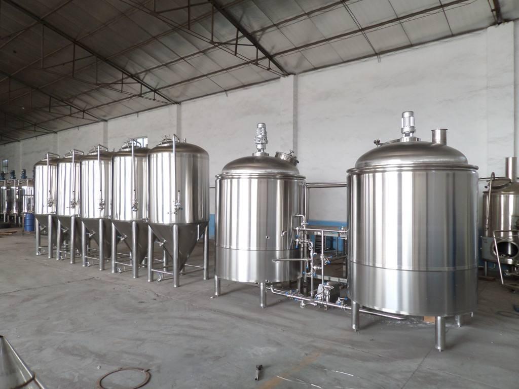 啤酒酿造设备