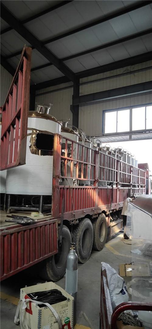 啤酒设备厂家