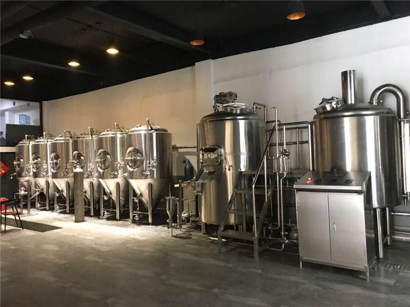 啤酒设备厂