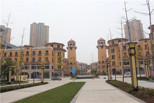 富平首席文化旅游休闲购物广场
