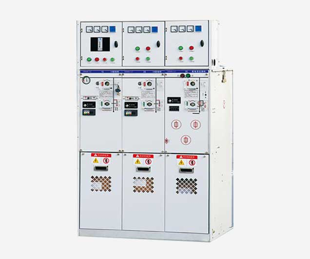 SRM6-12全绝缘充气式环网开关设备系列