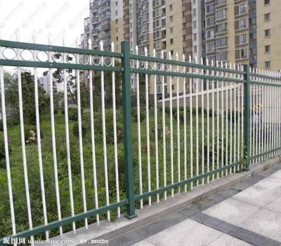 河北小区护栏