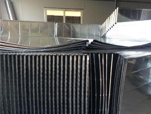 成都冷轧钢板风管
