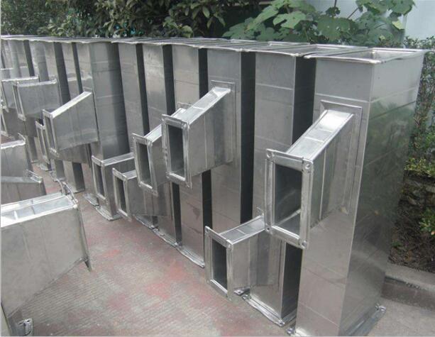 不锈钢共板法兰风管主要用途包括哪些方面?