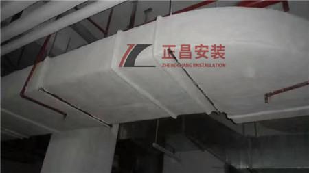 四川中央空调安装工程