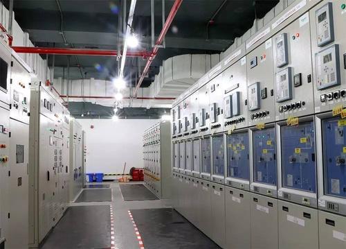 四川机电安装施工