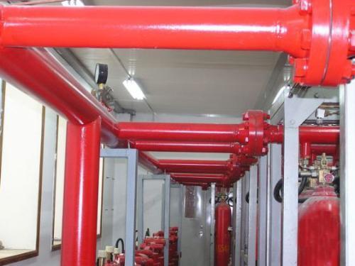 成都消防工程安装工程