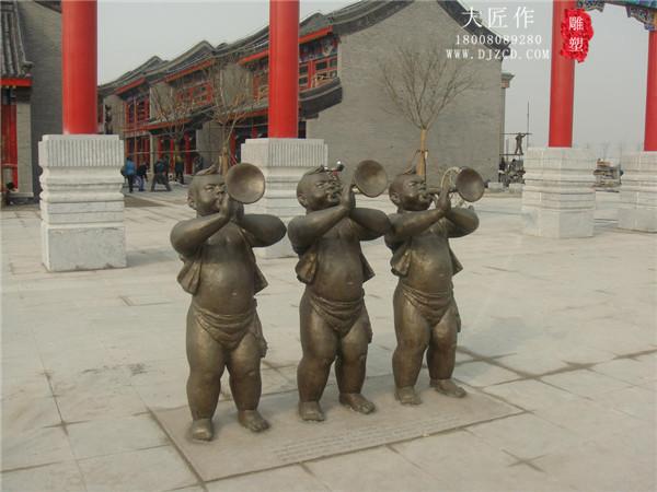 四川铸铜雕塑