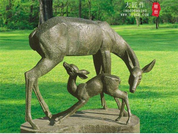成都室内动物园雕塑