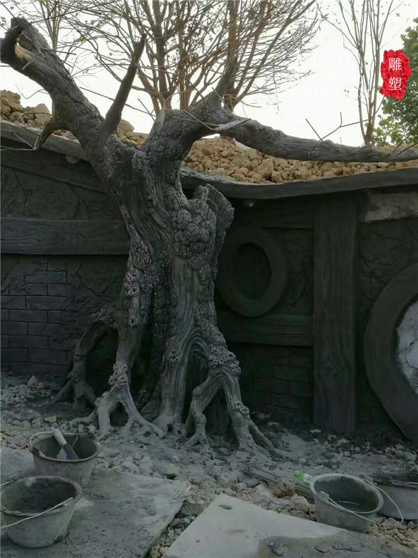 成都仿真假树