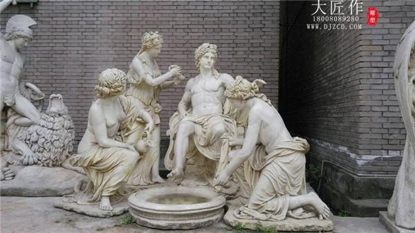 成都玻璃钢雕塑的生产工艺是哪些?怎么才能制作出好的雕塑作品?