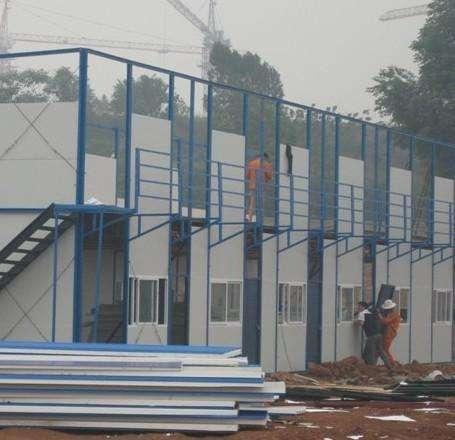 襄阳二手彩钢活动房回收厂家