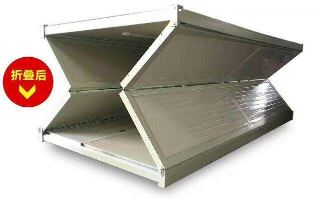 襄阳折叠箱租赁-办公住宿餐厅通用折叠箱