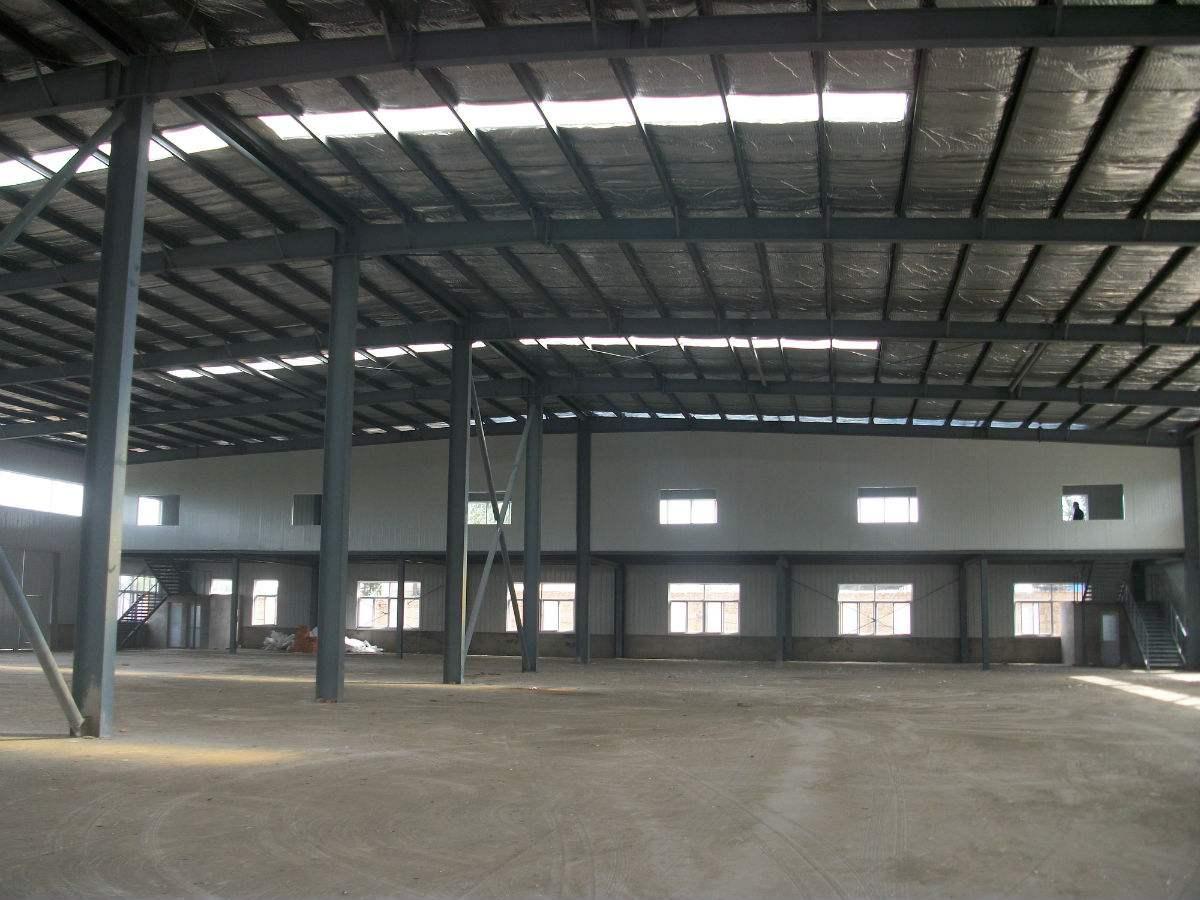 大型二手租赁钢结构厂房