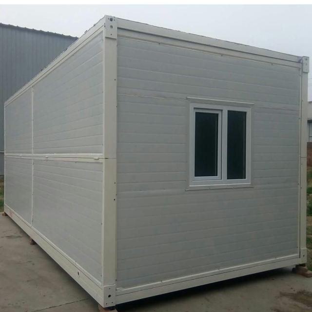 襄阳住人折叠箱 广广彩钢活动箱厂家直销售
