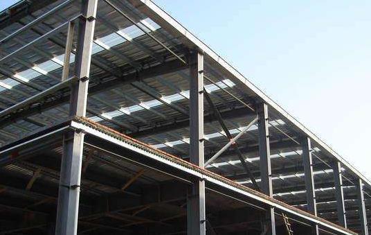 襄阳钢结构厂房