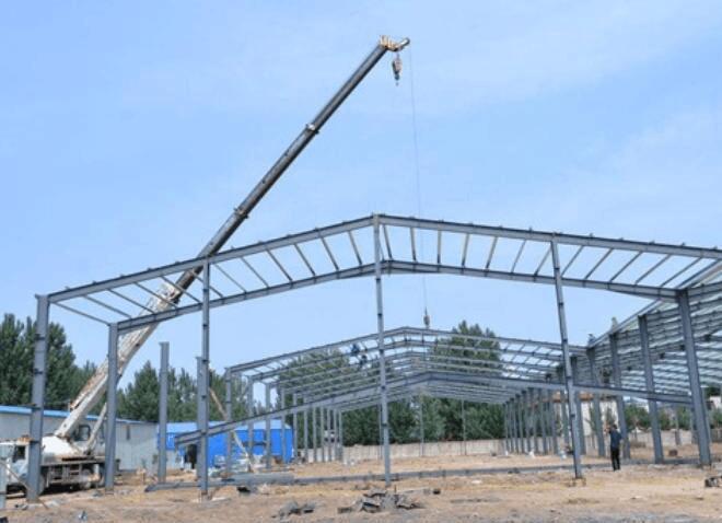 二手钢结构多少钱一吨呢?襄阳广广钢结构厂房安装厂家为你揭秘