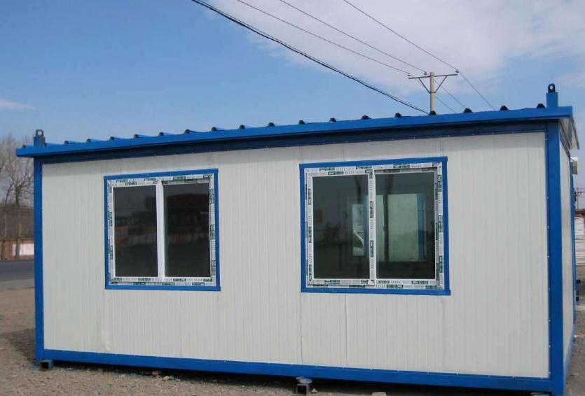 节能环保的组装活动板房 快捷高效
