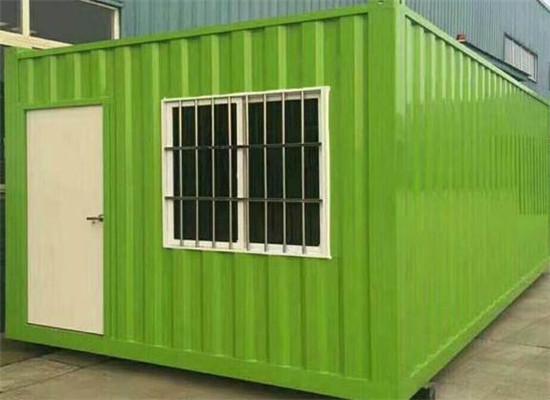 安装大波纹集装箱 多种颜色彩可选价格低