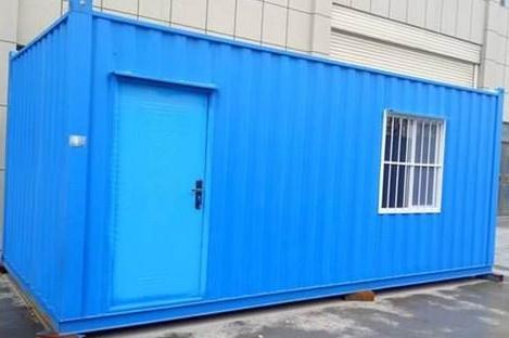 襄阳住人集装箱