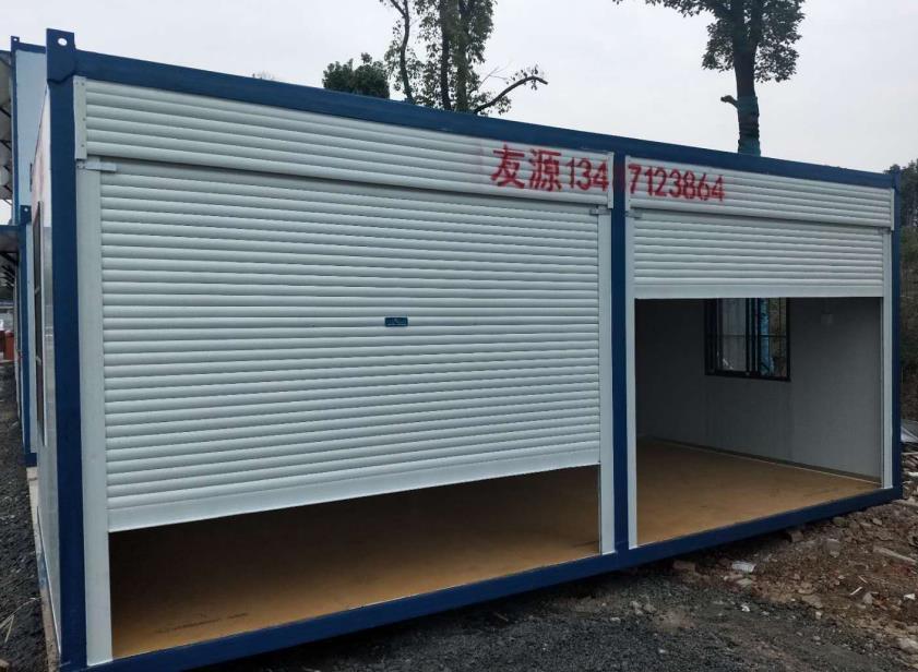 襄阳办公住人集装箱内部结构