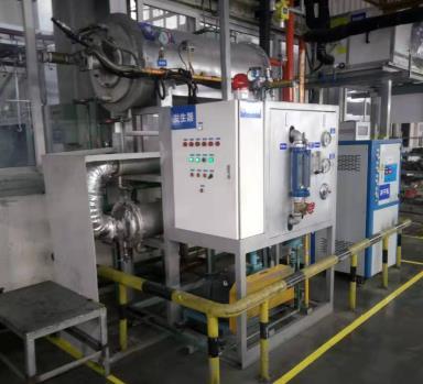 陕西矿热炉生产