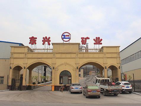 东兴矿业有限公司