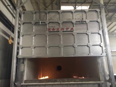 燃料加热台车炉使用规范和维修方法介绍