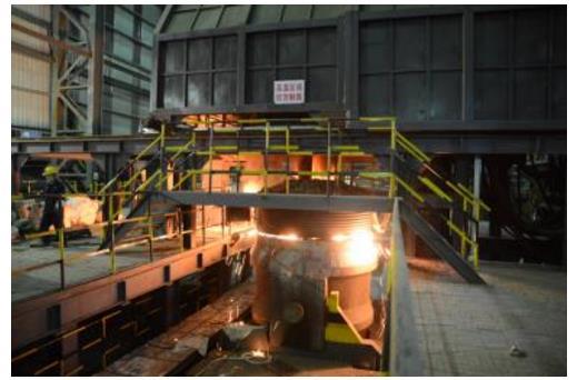 LF型钢包精炼炉