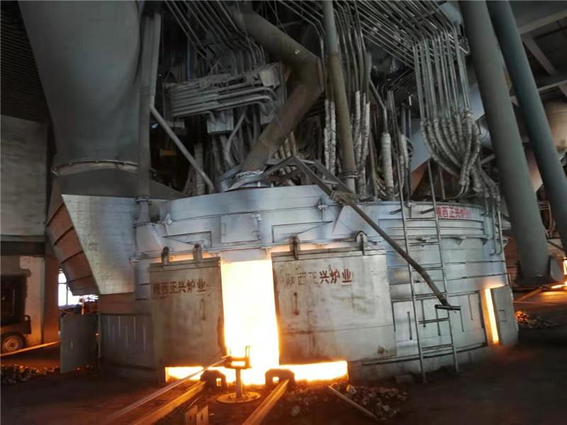 铁合金精炼炉
