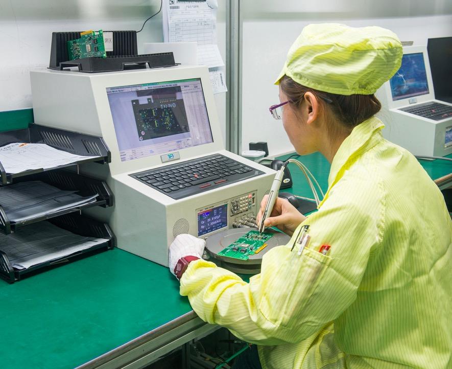 IPQC首件检测