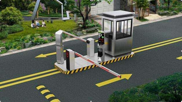 成都停车场系统