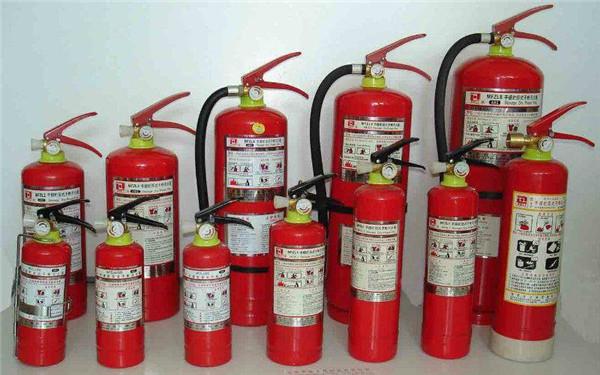 成都消防器材的只有分类