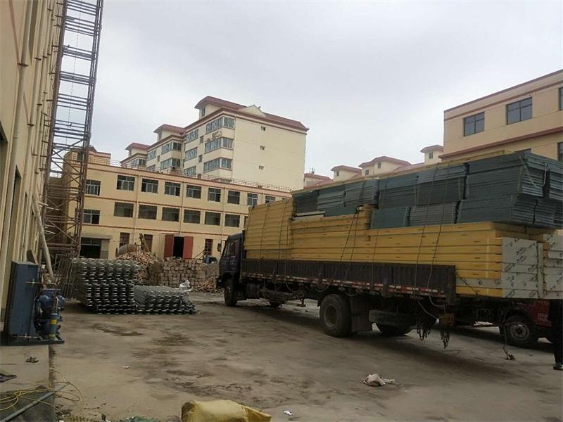 临洮双泉食品厂冷库工程