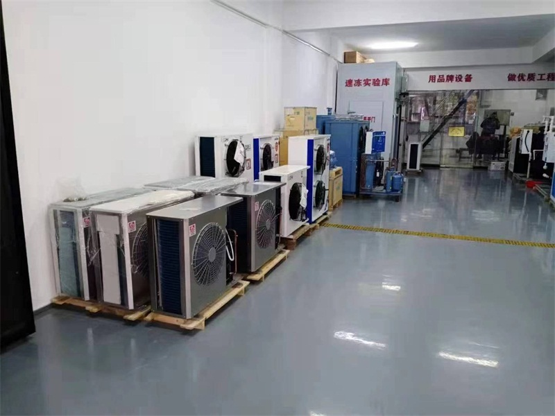 空气源热泵厂房环境