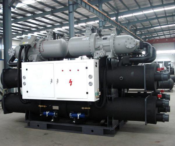 辽阳地源热泵机组