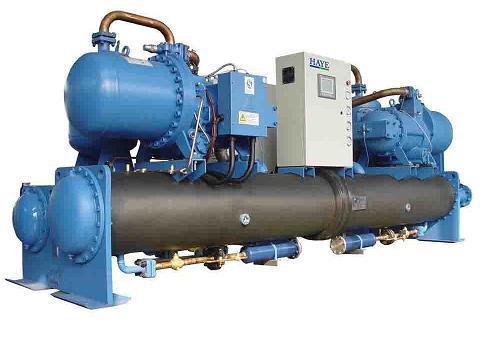 污水源热泵