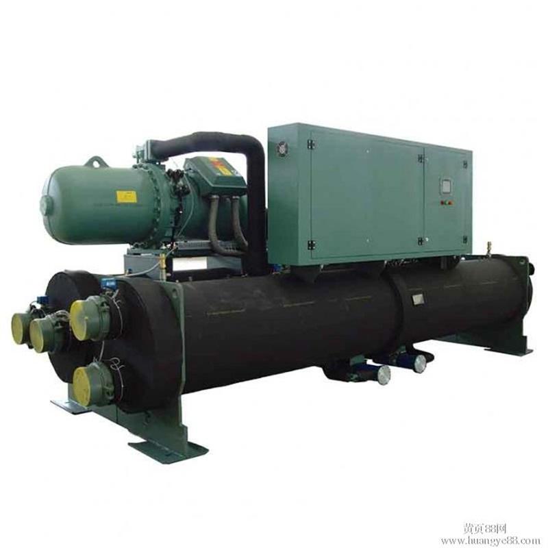 辽阳水源热泵机组安装