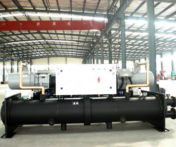 辽阳水源热泵安装