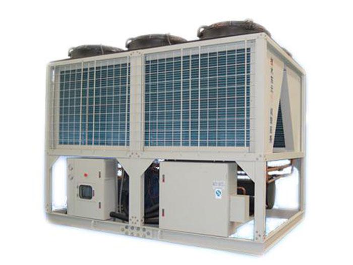 为什么空气能采暖机成温室大棚香饽饽