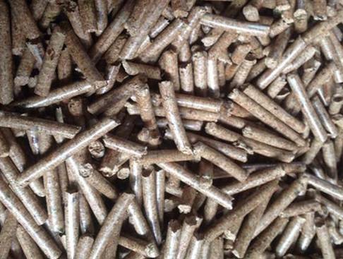 呼和浩特松木生物质颗粒