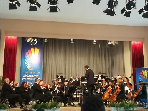 天津音乐学院手风琴专业学生再获佳绩