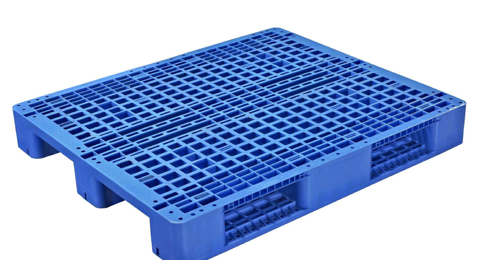 四川塑料托盘厂家教你货物码垛的几种方法