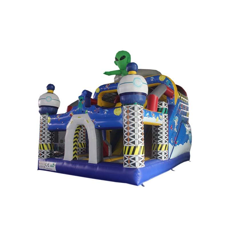 原材料供应商充气城堡