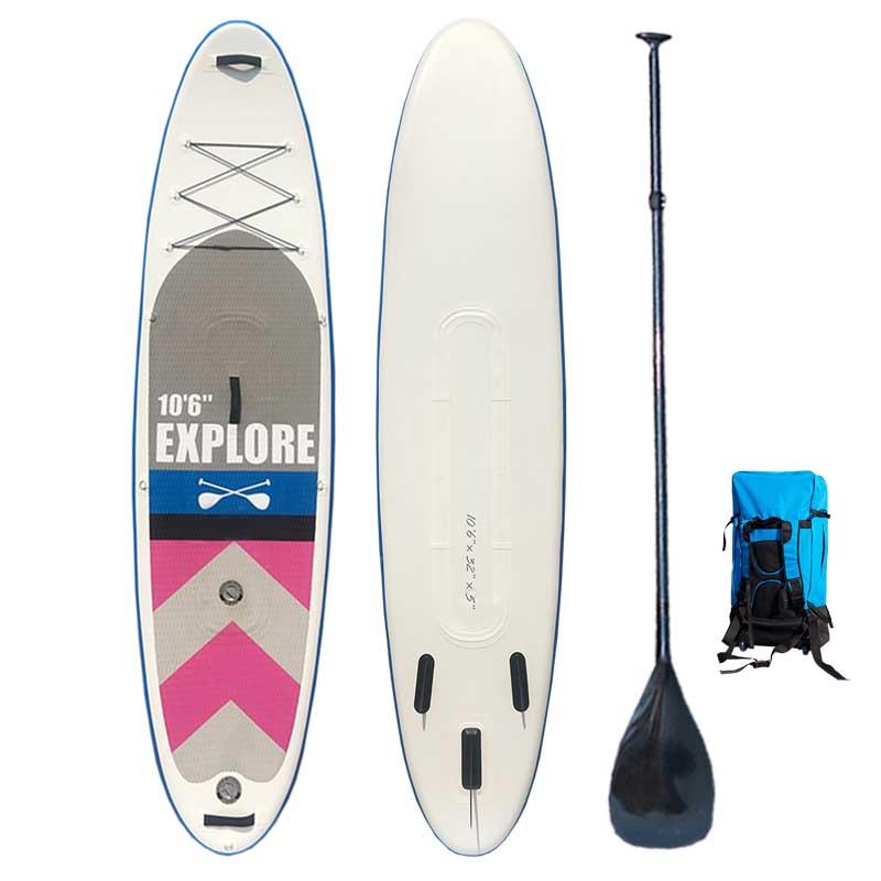 充气冲浪板练习滑水板