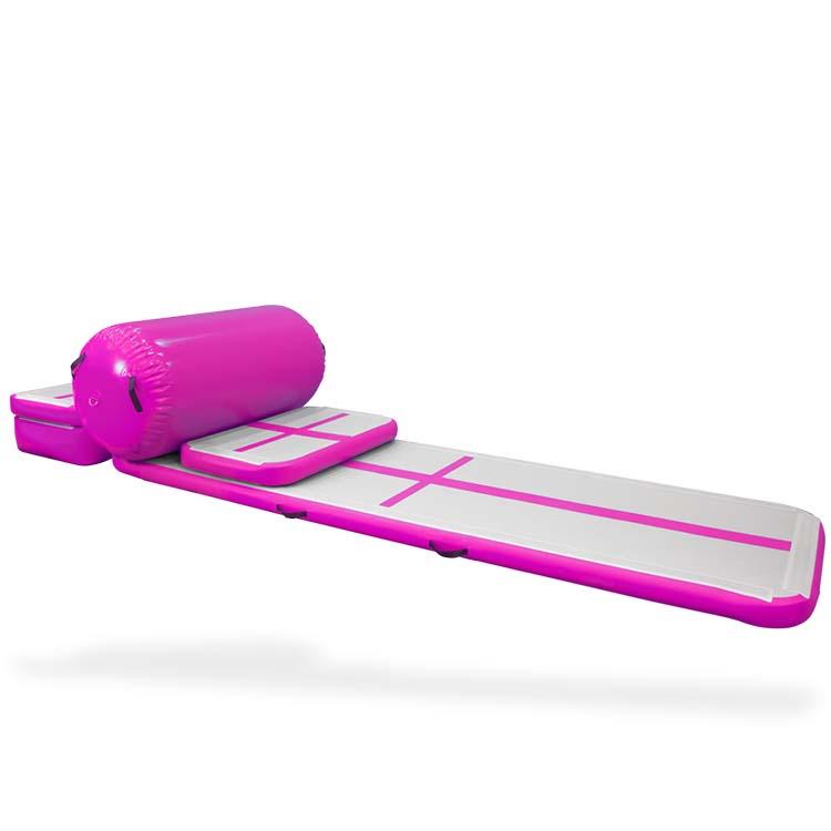 定制充气平面拉丝地垫瑜伽体操垫