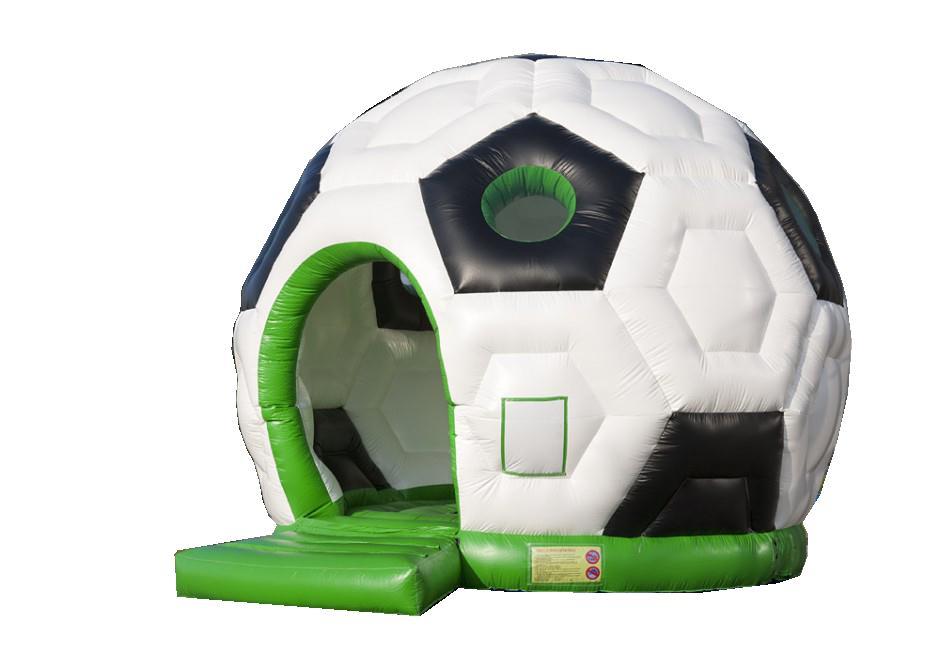 新款特色足球跳床