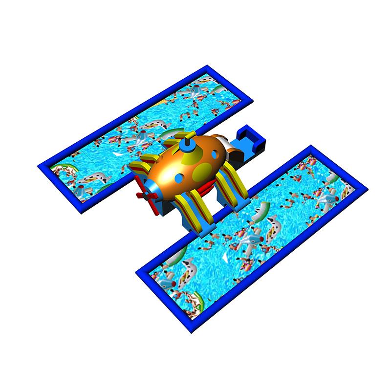 双水池游泳移动乐园